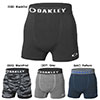 2018春夏 Oakley O-FIT BOXER SHORTS 4.0  99497JP