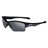 <二木ゴルフ> [ジュニア]OAKLEY QUARTER JACKET(Polished Black/Black Iridium) 9200-01画像